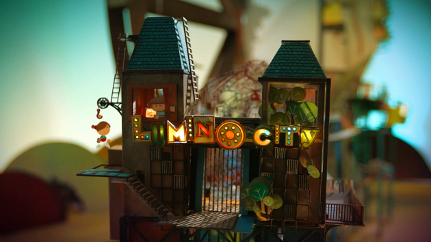 Lumino City | screenshot del gioco
