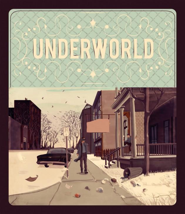 """""""Underworld"""" di Don DeLillo, raccontato da Giordano Poloni"""