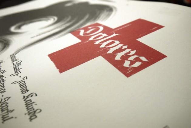 Dolores, serigrafia
