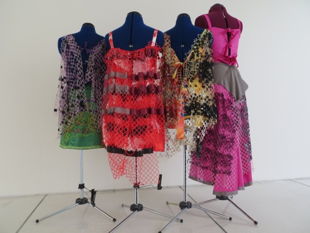2014 – Data Clothing: Dresses Show Air Pollution