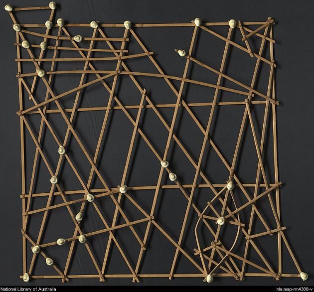 1862 – Marshall Islands Stick Charts
