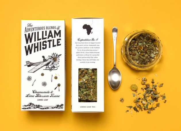 The Adventurous Blends Of William Whistle_1