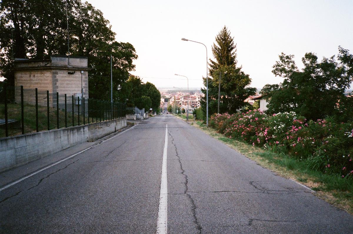 Nicola Albertin, Casale Monferrato