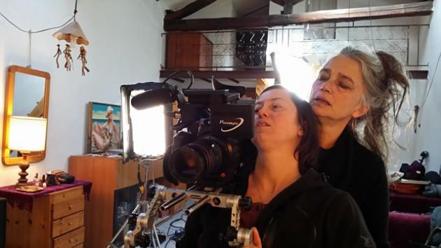 foto della lavorazione del film