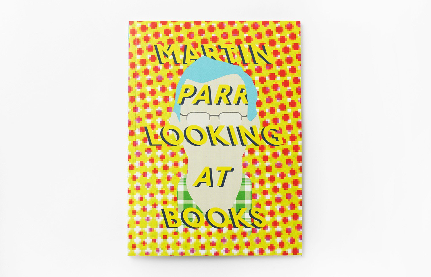 martin parr looking at books 2