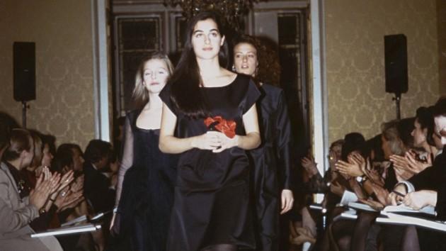 sfilata donna autunno-inverno 1988