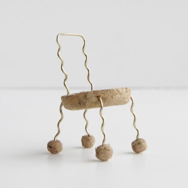 """la seconda classificata: """"Bubbly Chair"""" di Zach Martin"""