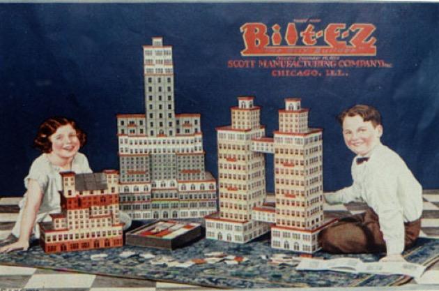 Bilt-E-Z materiali: metallo epoca: anni '20