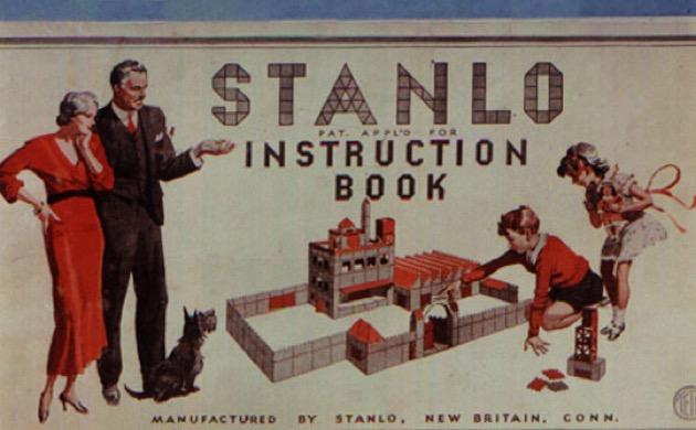 Stanlo materiali: metallo epoca: dagli anni '30