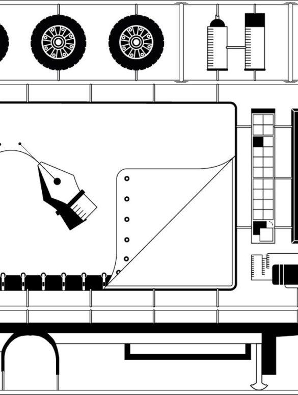 freitag vector truck