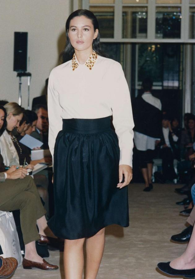 sfilata donna primavera-estate 1989