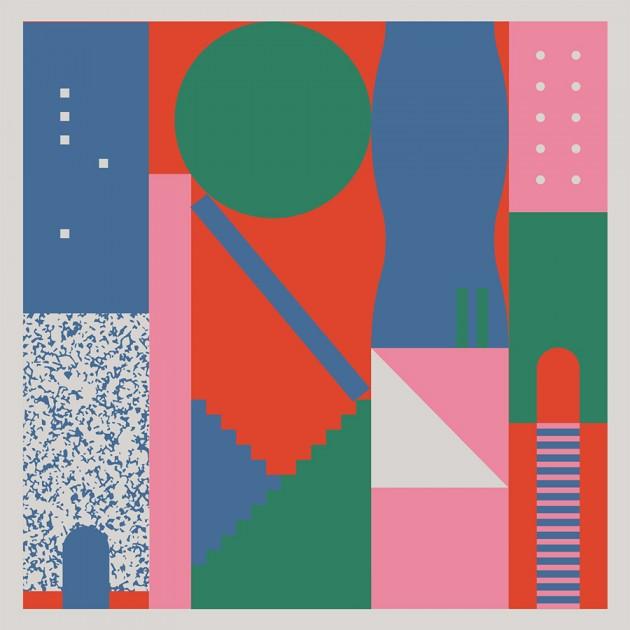 Lotta Nieminen, patter per una sciarpa ispirata a Manhattan, 2015