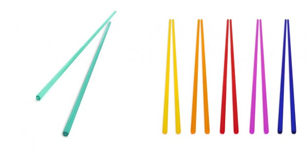 "Mario Bellini, ""Stella Chopsticks"", De Gustibus Collection"