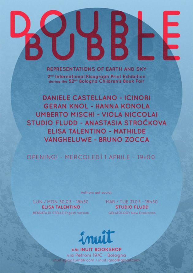 Double Bubble locandina