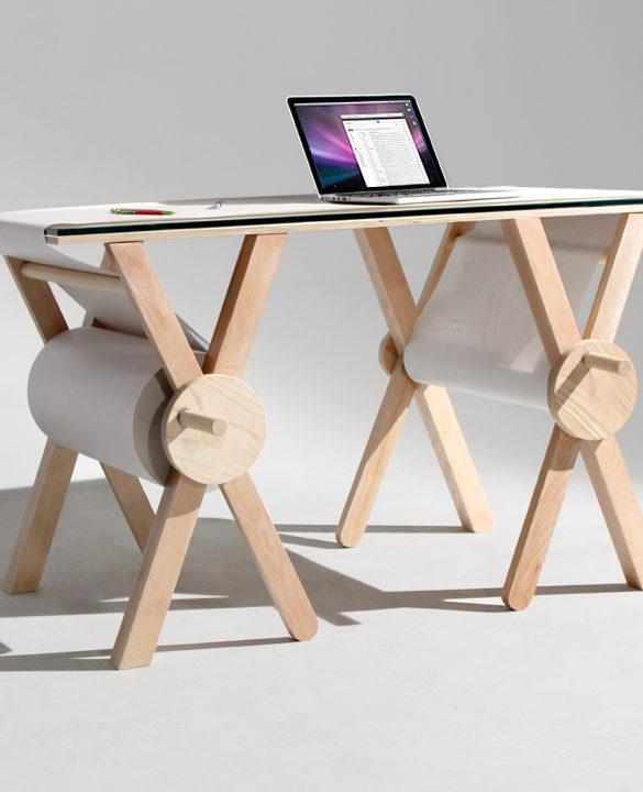 analog memory desk 1