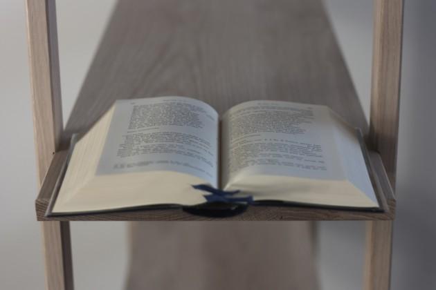 Caprice.04, libreria
