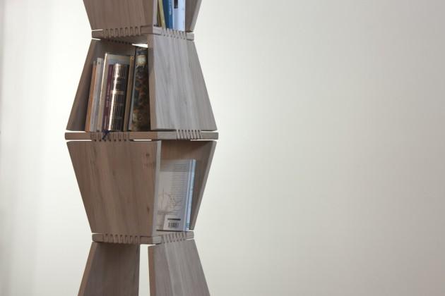 Caprice.07, libreria