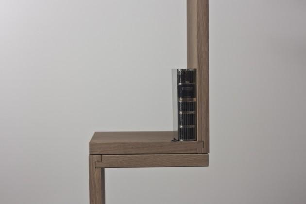 Caprice.02, tavolino