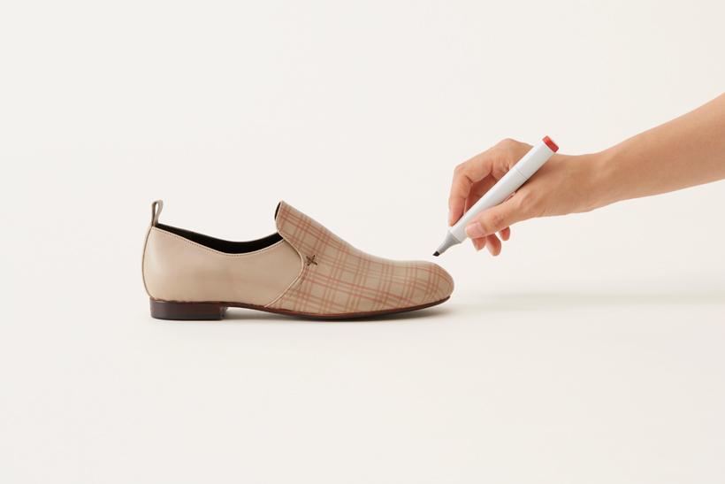Pennarelli indelebili per scarpe