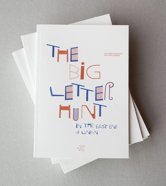 the big letter hunt 1