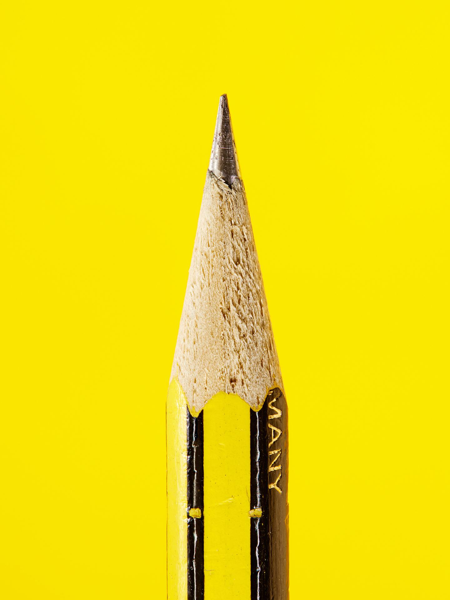 la matita di Alexander McCall Smith (dettaglio)