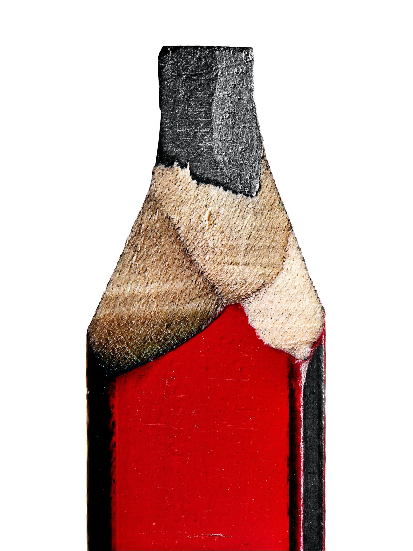 la matita di Tom Dixon (dettaglio)