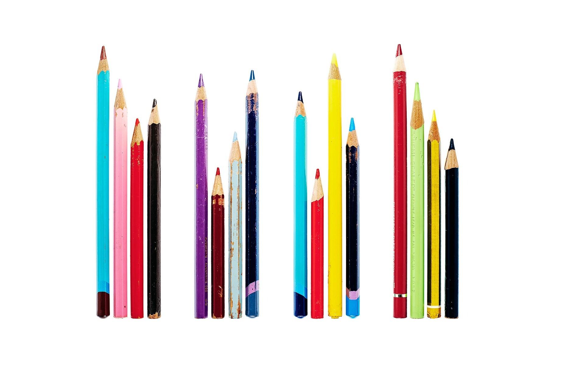 le matite di Christopher Reid