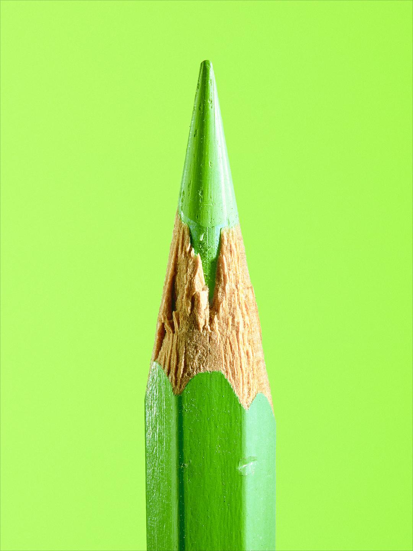 le matite di Christopher Reid (dettaglio)