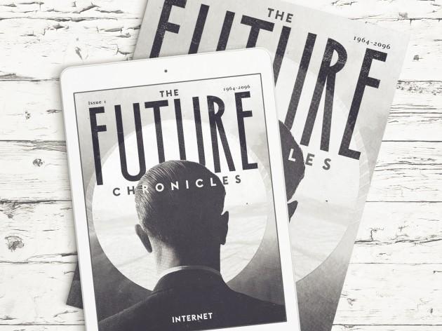 il magazine cartaceo e l'app