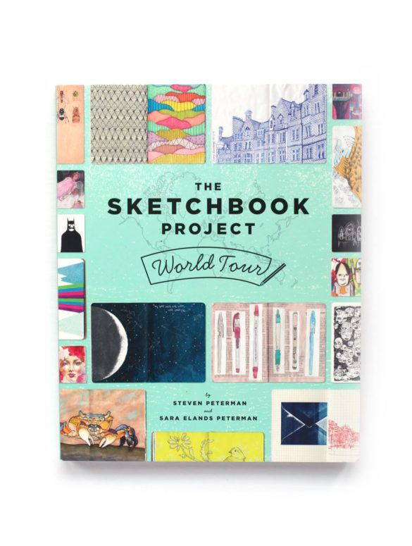 the sketchbook project book 1