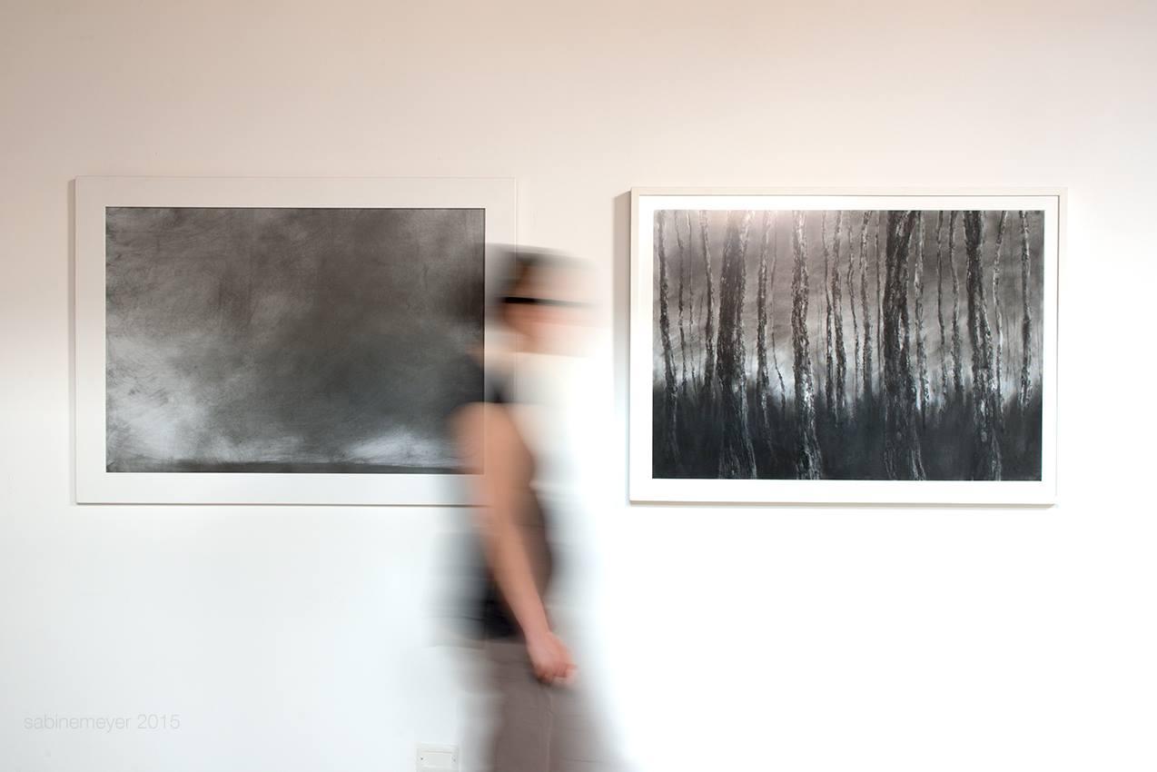"""Cartografie dell' immaginario Lucilla Candeloro, """"paesaggio"""", 2015 (foto: Sabine Meyer)"""