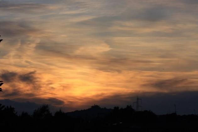 Robbiate (Lecco), Italia 20 maggio 2015 cloudreporter: CristinaC (fonte: Cloudreporter.co)