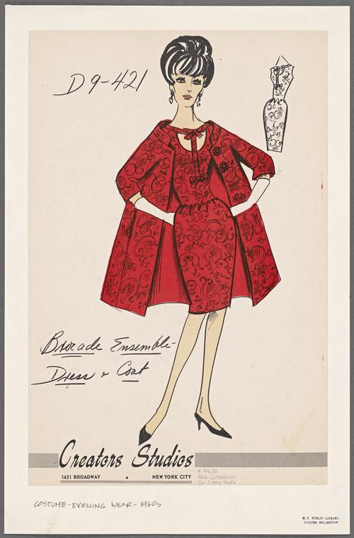 Creators Studios - anni 60 (fonte: The New York Public Library)