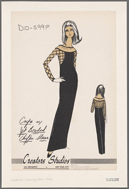 Creators Studios - primi anni '60 (fonte: The New York Public Library)