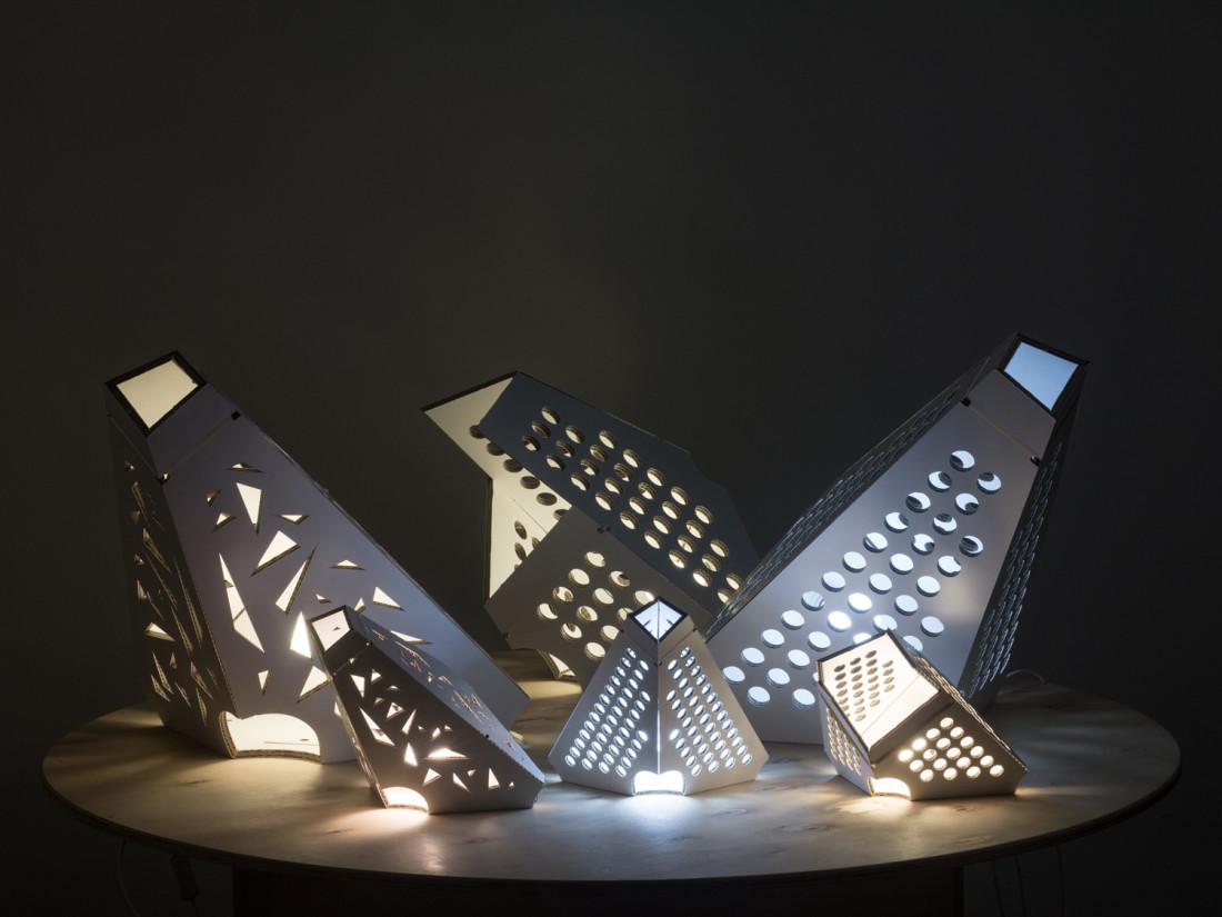 Cartunia Design, la collezione Origami
