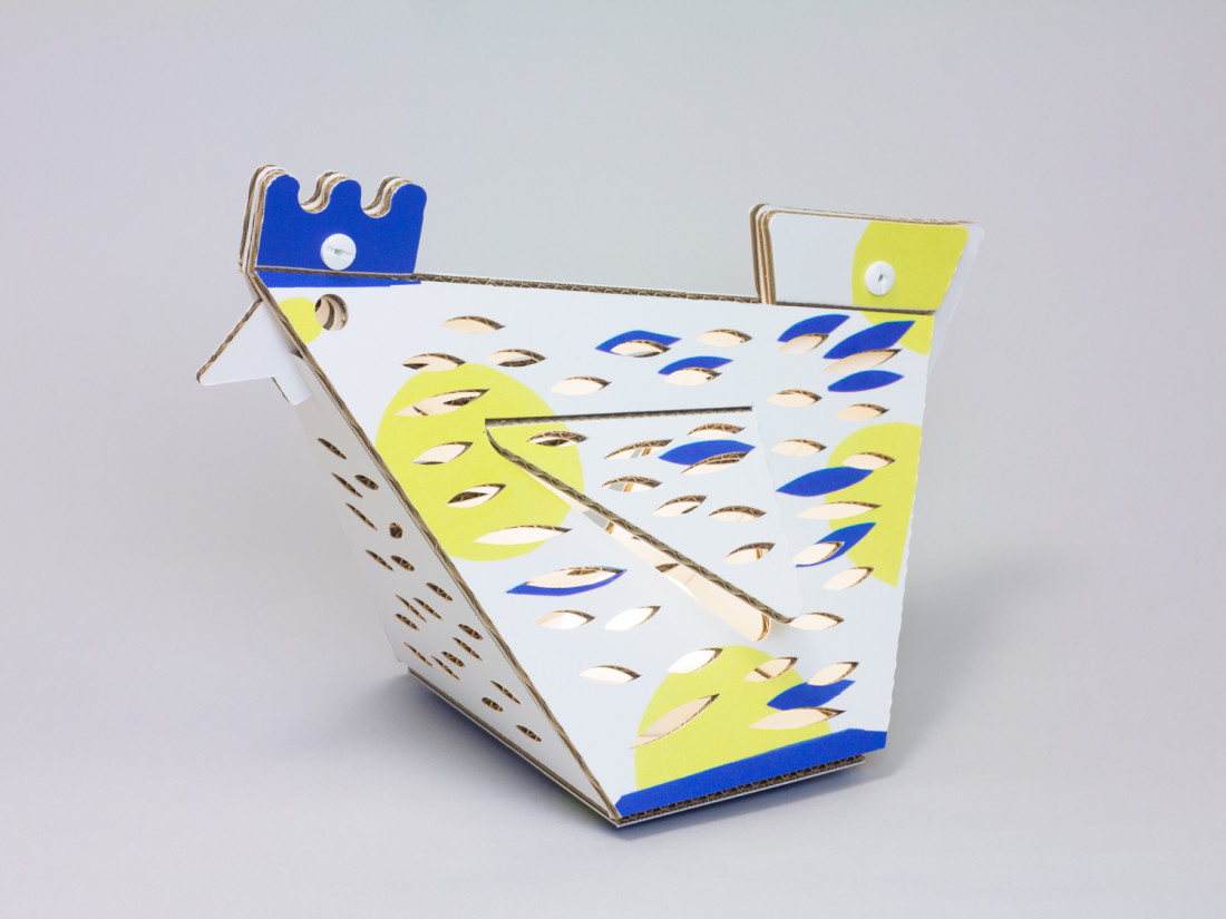 Miss Goffetown x Cartunia Design, Hilma