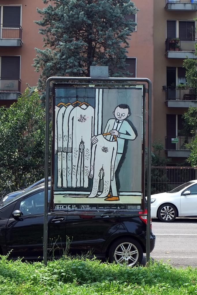 Jean Jullien @ Affiche 2015, Cremona
