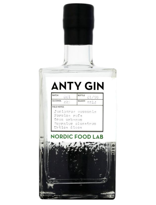Anty gin: bere il gin con le 62 formiche (dentro)   frizzifrizzi