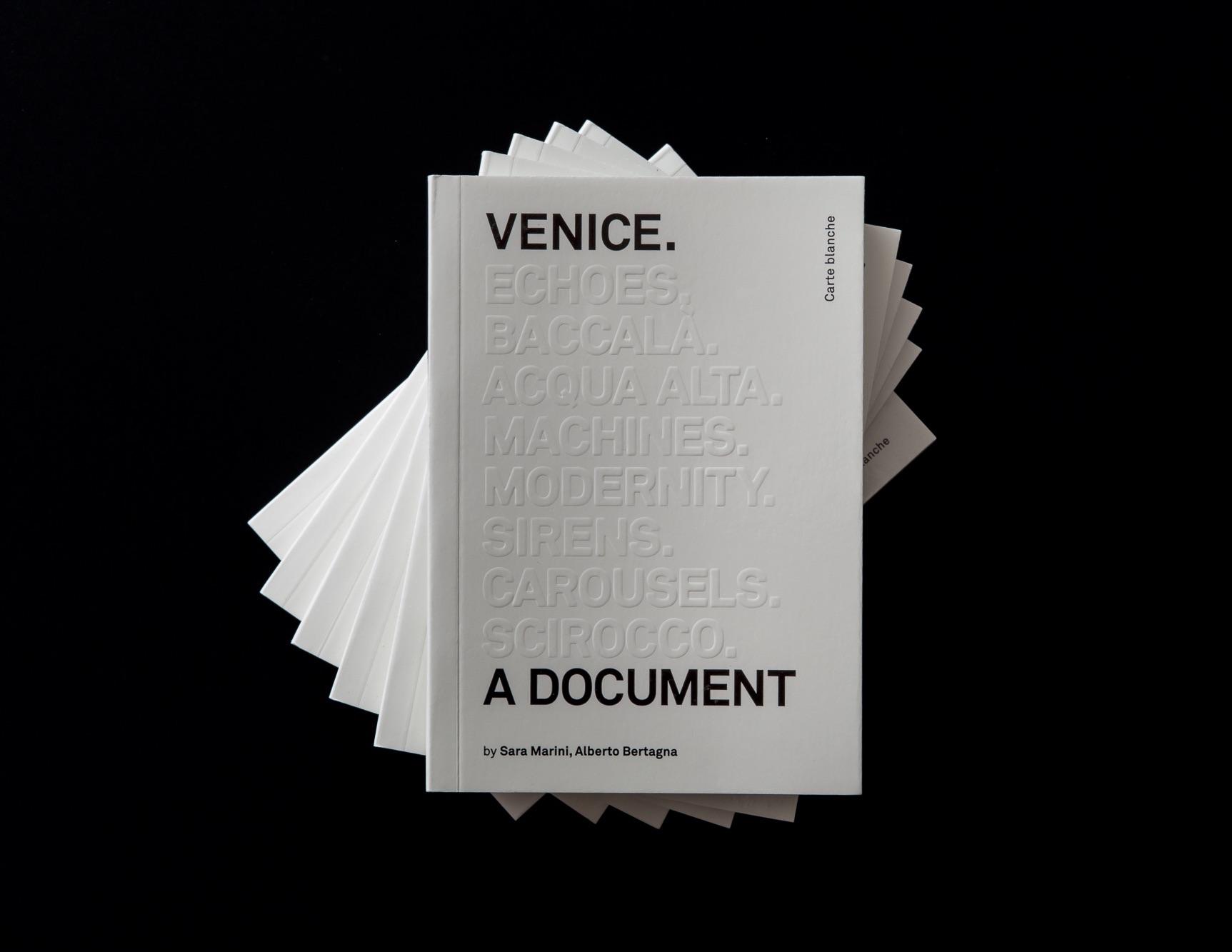 bruno - Venice, a document