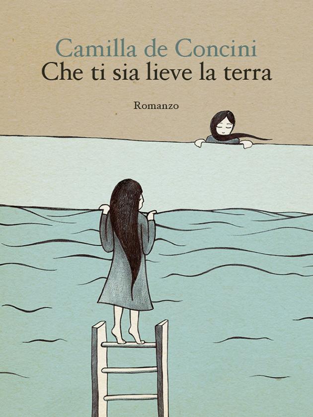 la copertina del romanzo, illustrata da Sara Garagnani