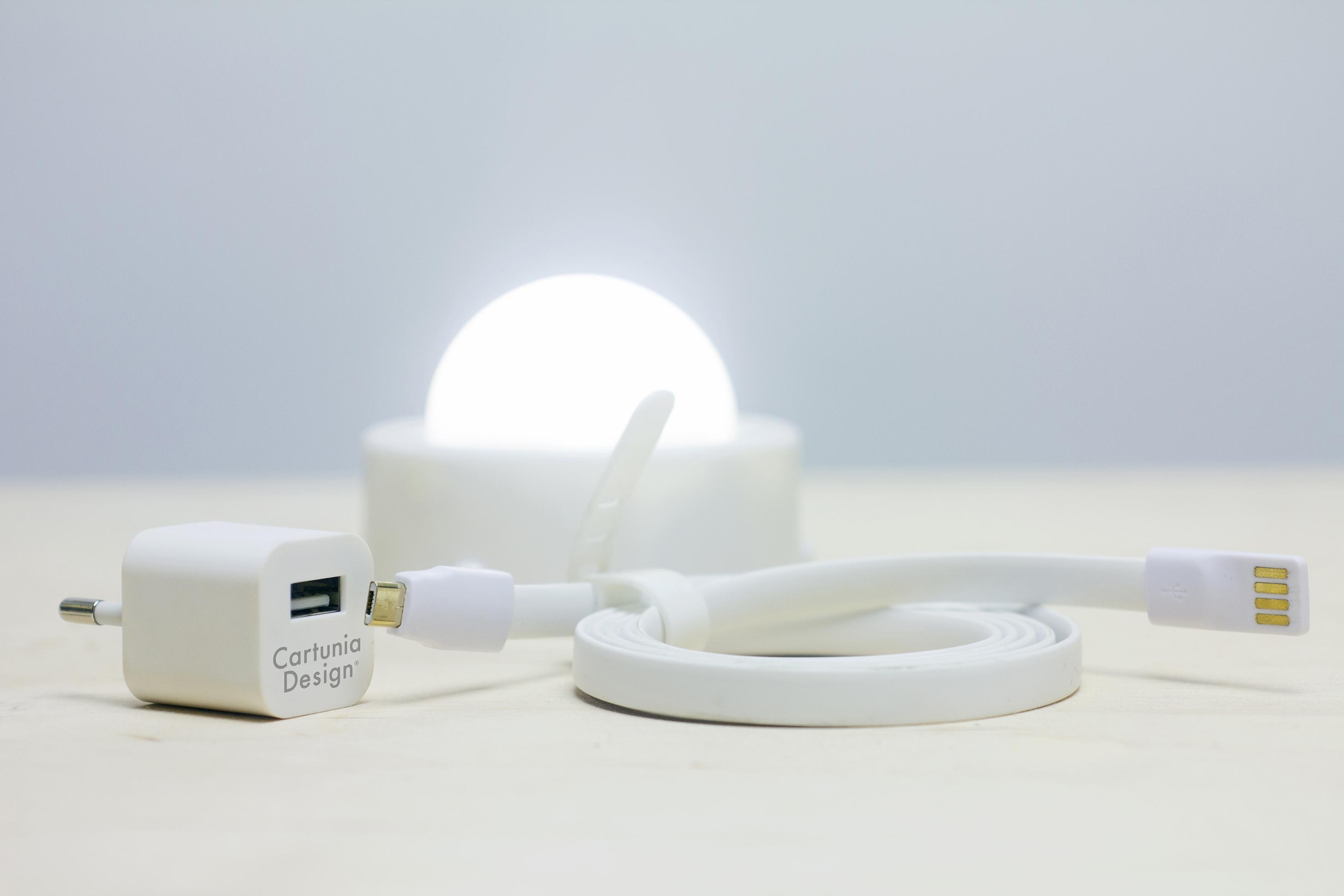 Cartunia Design, il kit LED