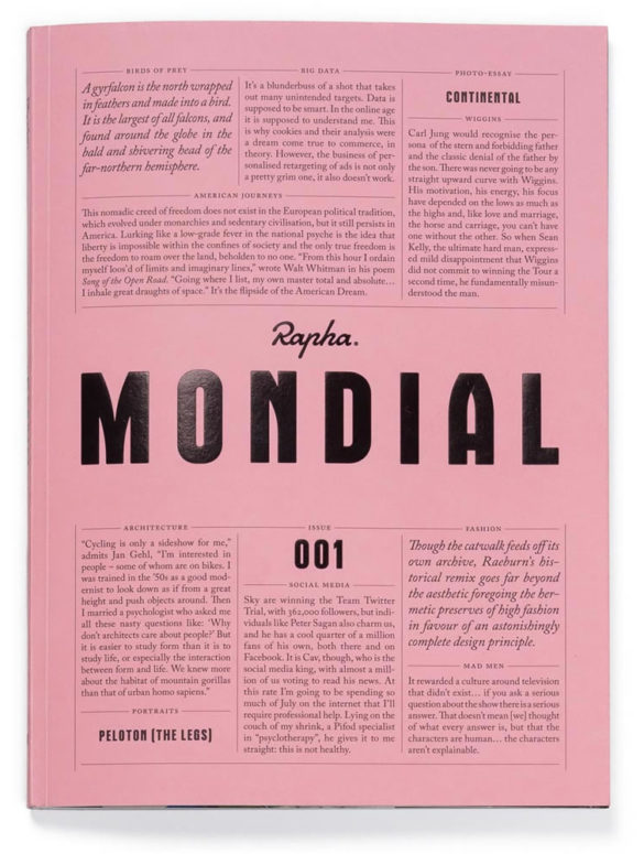 mondial issue one cover
