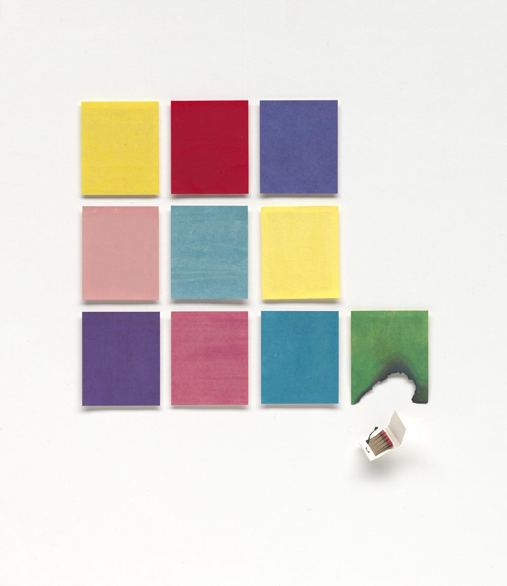 """Cybèle Young, """"Pick a colour"""""""