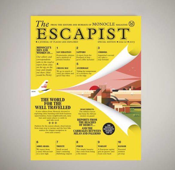 the ecapist 1