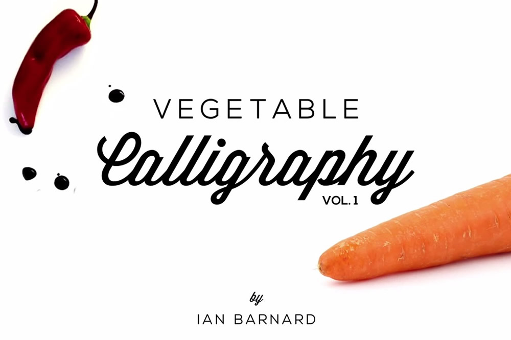 vegetable_calligraphy