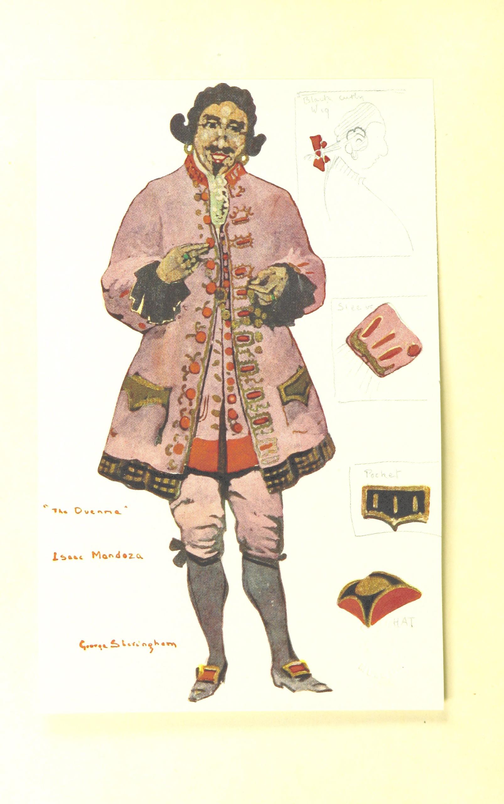da The Fashionable Lover, Richard Cumberland, 1774