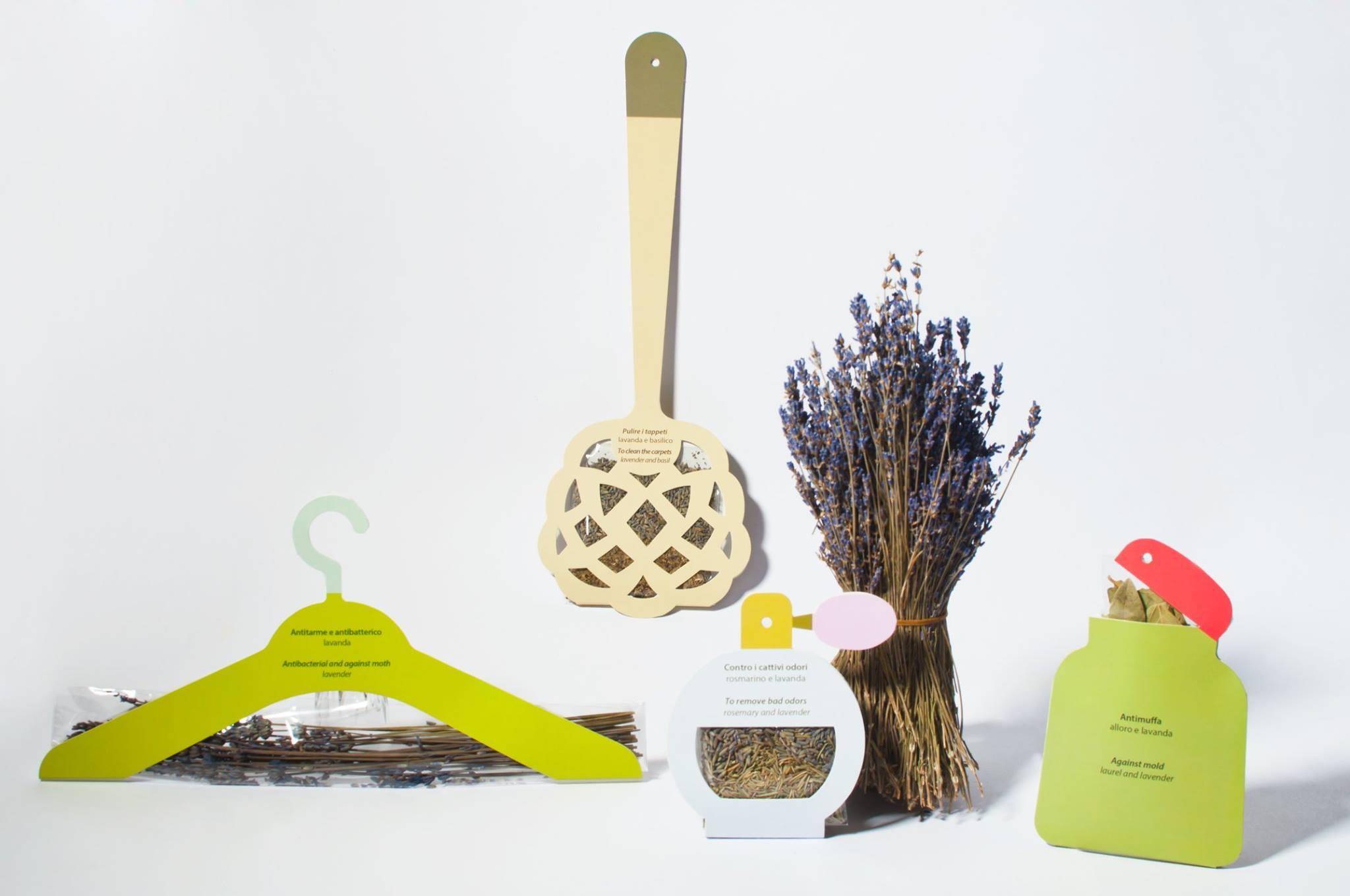 I consigli della nonna per pulire la casa strumenti per pulire e profumare con le erbe - Profumare la casa con l ammorbidente ...