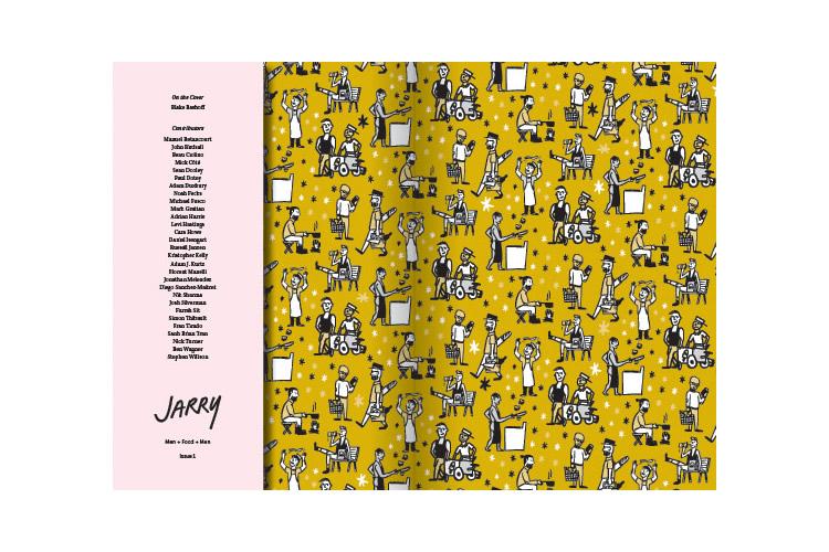 Jarry Mag #1