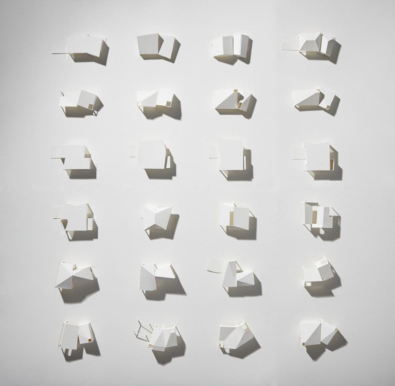 Duggan Morris Architects, Finsbury Circus (fonte: modelarchitecture.tumblr.com)