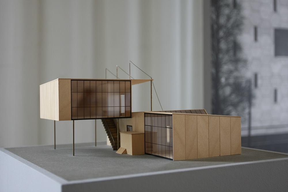 Marcel Breuer, BAMBOS House Type 1, 1927 (fonte: modelarchitecture.tumblr.com)